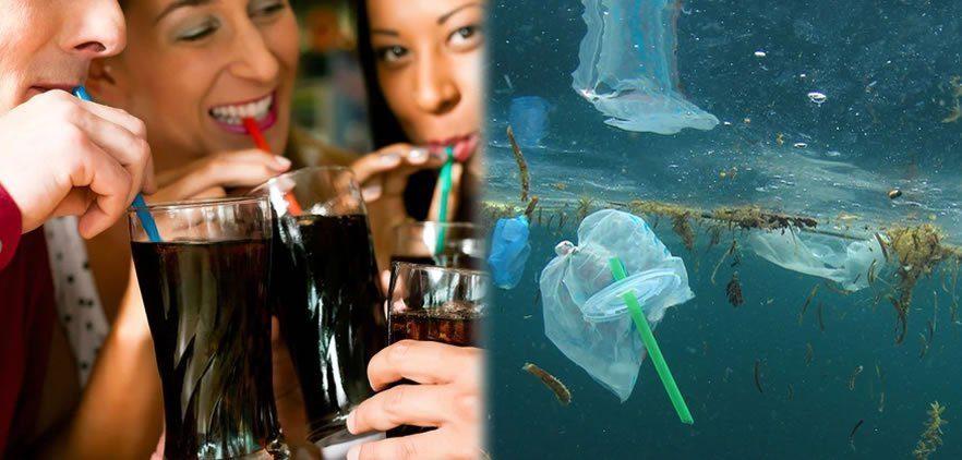 LE DICEN ADIÓS | Prohíben los sorbetes de plástico en la ciudad de Buenos Aires