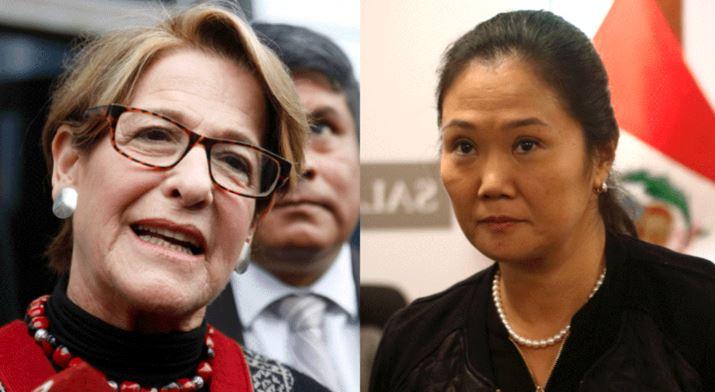 JUNTAS Y REVUELTAS | Susana Villarán fue recluida en el mismo penal donde permanece Keiko Fujimori