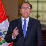 MARTÍN SE ACHORÓ | Presidente de la República anunció que planteará cuestión de confianza al Congreso