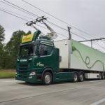 DE LA MANO CON EL MEDIO AMBIENTE   Alemania inaugura la primera autopista eléctrica para camiones híbridos (VÍDEO)