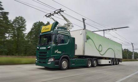 DE LA MANO CON EL MEDIO AMBIENTE | Alemania inaugura la primera autopista eléctrica para camiones híbridos (VÍDEO)