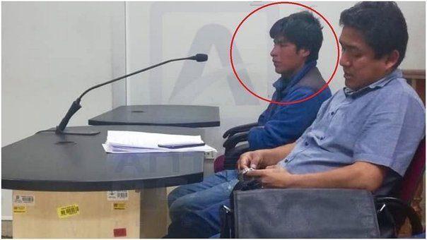 DURO CASTIGO | Nueve meses de prisión preventiva a sujeto que hirió con pico de botella a albañil
