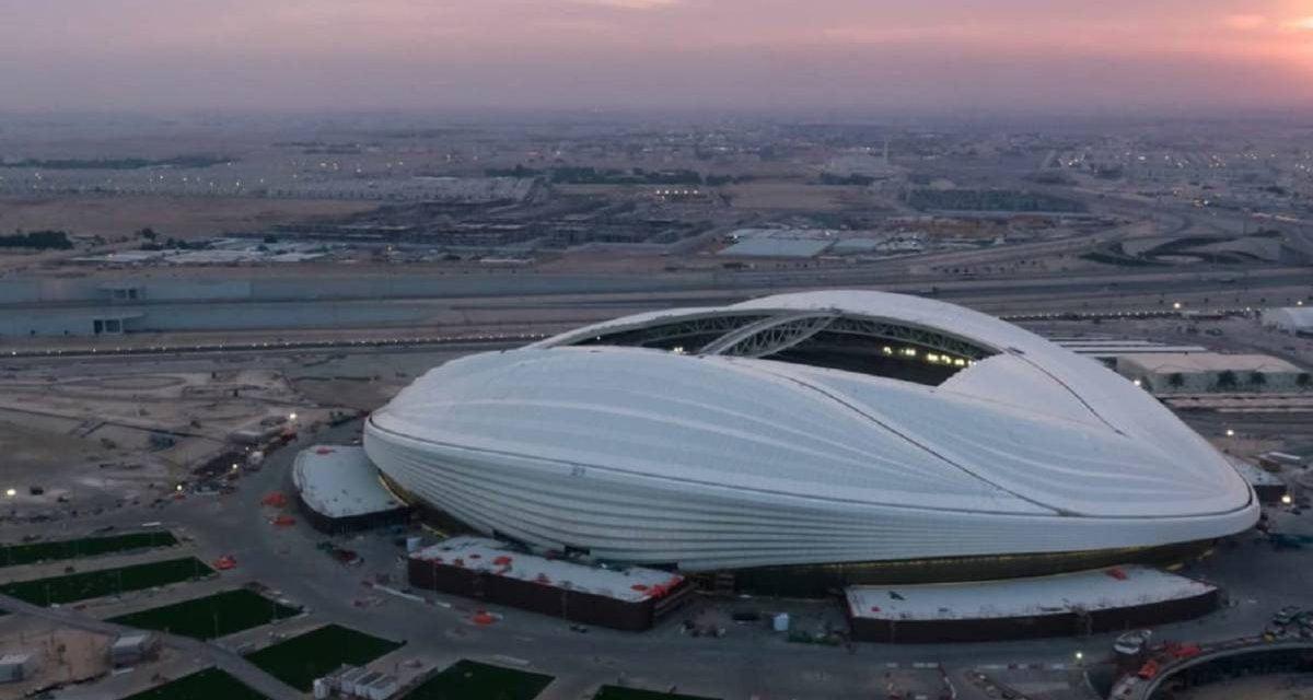 TRABAJAN A PASO ACELERADO | Se terminó de construir el segundo estadio para el Mundial Qatar 2022 (VÍDEO)
