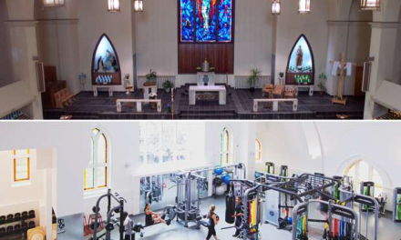DE IGLESIAS A 'SPAS' | La obligada reconversión de los templos canadienses ante la falta de fieles