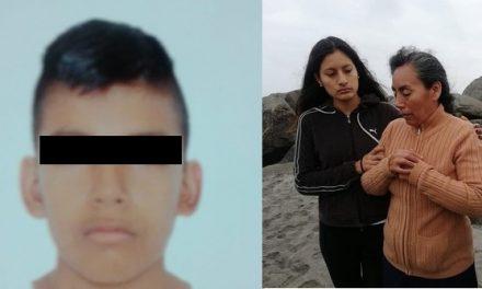 CONTINÚA LA BÚSQUEDA | Familia espera encontrar a escolar desaparecido en mar de Salaverry