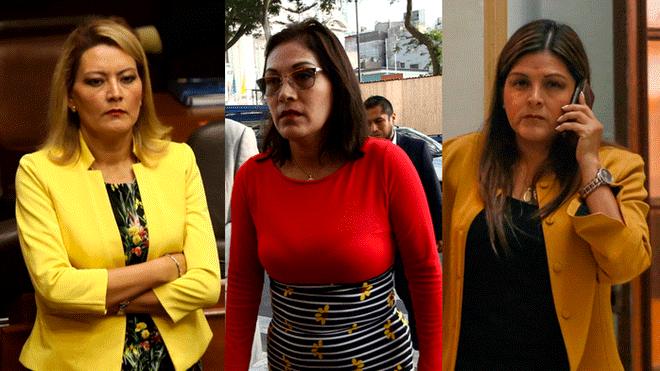¿SIGUE EL BLINDAJE? | Congresistas fujimoristas se niegan a firmar informe para destituir a Pedro Chávarry