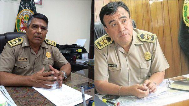 ADIÓS, VERONA | Cambian a General de la Policía en la región La Libertad