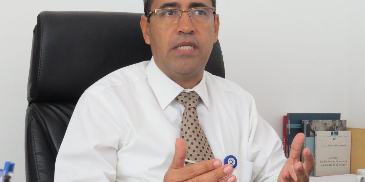 DENUNCIAN A INTENDENTE REGIONAL DE SUNAFIL POR ABUSO LABORAL | La secretaria de Óscar Moreno lo acusa de maltrato psicológico y verbal