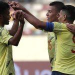 NOS BORRARON LA SONRISA | Perú perdió 3-0 con Colombia en su último amistoso con miras a la Copa América (FOTOS Y VÍDEO)