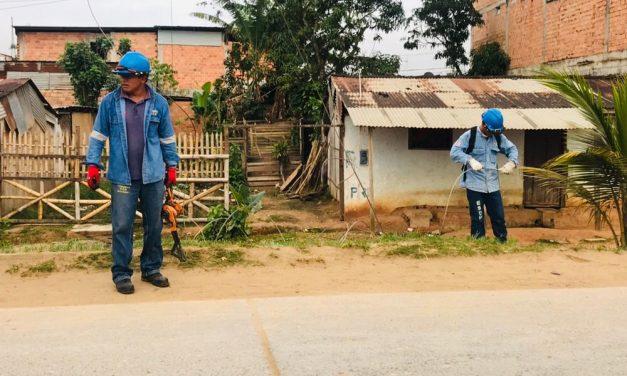 SIEMPRE LISTOS, SIEMPRE PREPARADOS: Personal de Electro Oriente activó plan de contingencia a fin de evitar riesgos en población