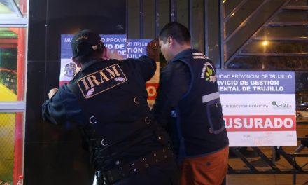 POR NO CUMPLIR LA NORMA | Sancionan con más de 52 mil soles a locales por destruir carteles de clausura