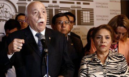 ¿NUEVA ESTRATEGIA? | Fuerza Popular cede la presidencia del Congreso y apuesta por dos vicepresidencias