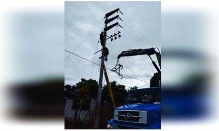 CUANDO PASA EL TEMBLOR | Electro oriente presenta reporte de daños y soluciones tras plan de contingencia