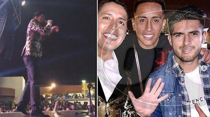 QUE SIGA LE JUERGA | Christian Cueva y Carlos Zambrano no dejan de vacilarse, esta vez en Trujillo (VÍDEO)