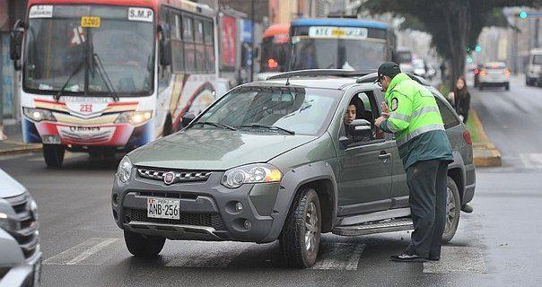 ¿QUÉ ES 'PICO Y PALA'? Aquí  las restricciones vehiculares y multas en los cinco ejes de la capital