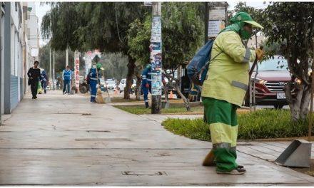 TRUJILLO: COLEGIOS LIMPIOS | 19 instituciones educativas se benefician con campaña de limpieza