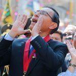LA VOZ DE DIOS | Martín Vizcarra sostiene que con el respaldo del pueblo se logrará nuevas elecciones