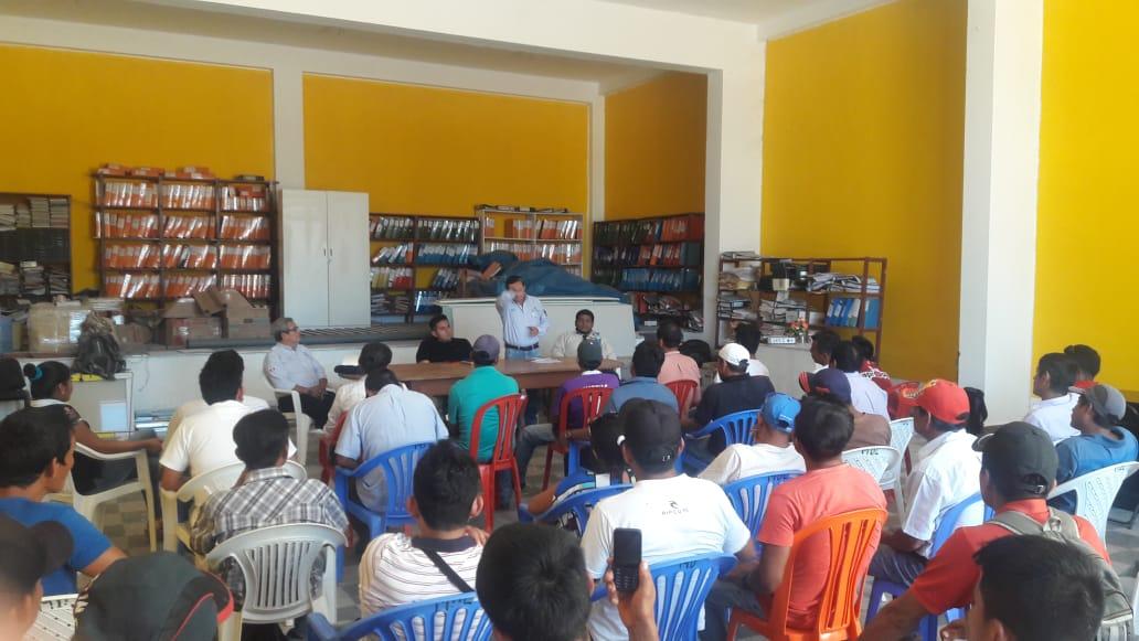 ATENCIÓN YURIMAGUAS | Electro Oriente brindó charla sobre prevención de riesgos eléctricos y facturación de recibo luz
