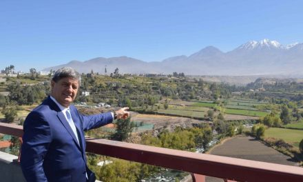 """JAVIER DIEZ CANSECO: «La agroexportación es el único motor de la economía que funciona"""""""