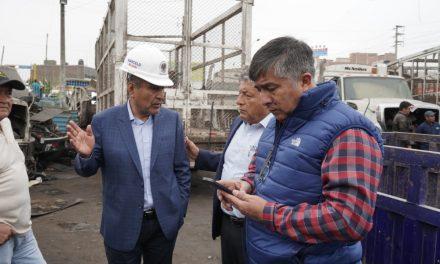 TRUJILLO SALE GANANDO | SEGAT recuperó seis compactadoras que estuvieron colapsadas
