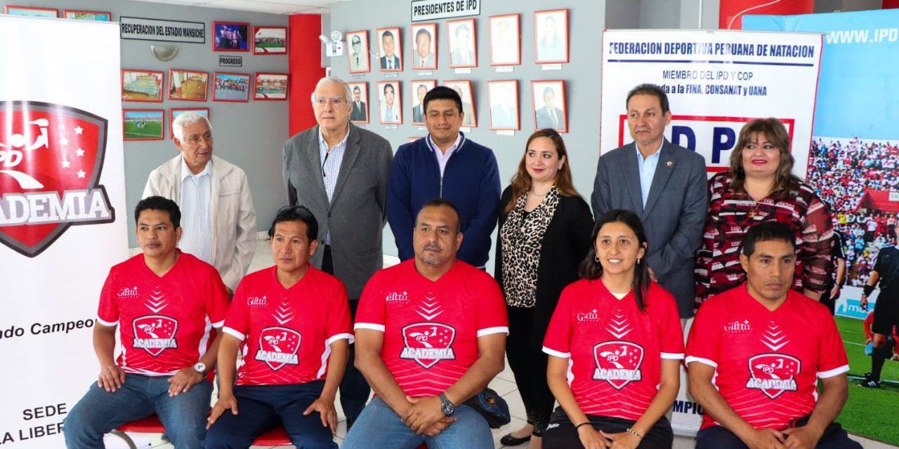 SE VIENEN LAS ACADEMIAS DE INVIERNO | IPD La Libertad Lanza Programa Academia con 4 disciplinas (VÍDEO)