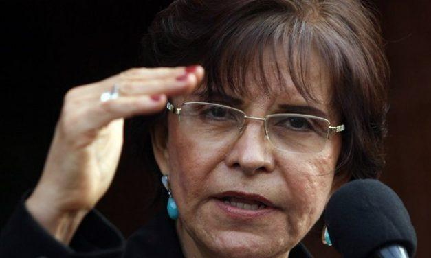 Y VOLVER, VOLVER, VOLVER   Mercedes Cabanillas quiere regresar al Congreso con el Apra