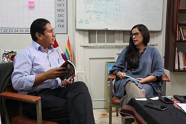 LA ALIANZA POLÉMICA | Nuevo Perú oficializa alianza con Perú Libre, partido de Vladimir Cerrón