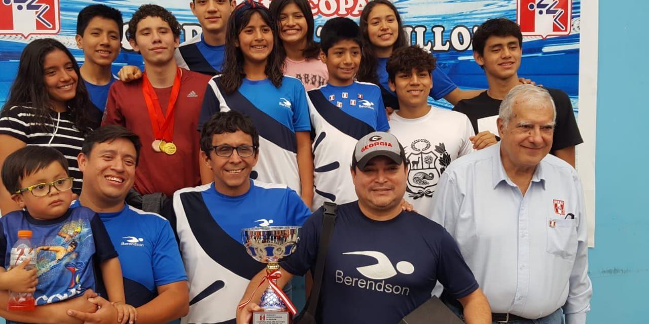 ARRIBA, SIEMPRE ARRIBA | Berendson campeón de V Copa Ciudad de Trujillo