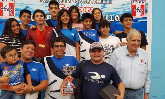 ARRIBA, SIEMPRE ARRIBA   Berendson campeón de V Copa Ciudad de Trujillo