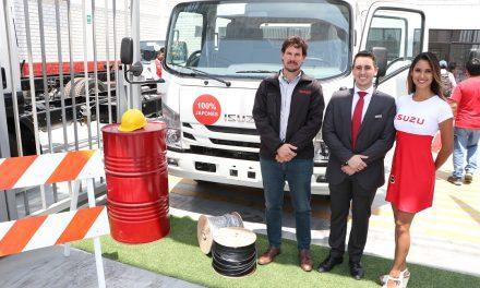 LLEGÓ LA MODERNIDAD | ISUZU lanza dos nuevos modelos de camiones en Trujillo