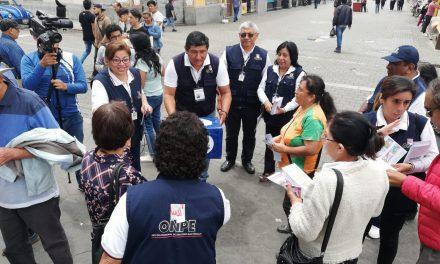 ODPE Trujillo: Inicia la capacitación de actores electorales para próximos comicios