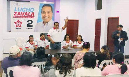 LUIS ZAVALA Y SU PROPUESTA DE REVOCATORIA CONGRESAL | Iniciativa busca que labor de los parlamentarios sea fiscalizada