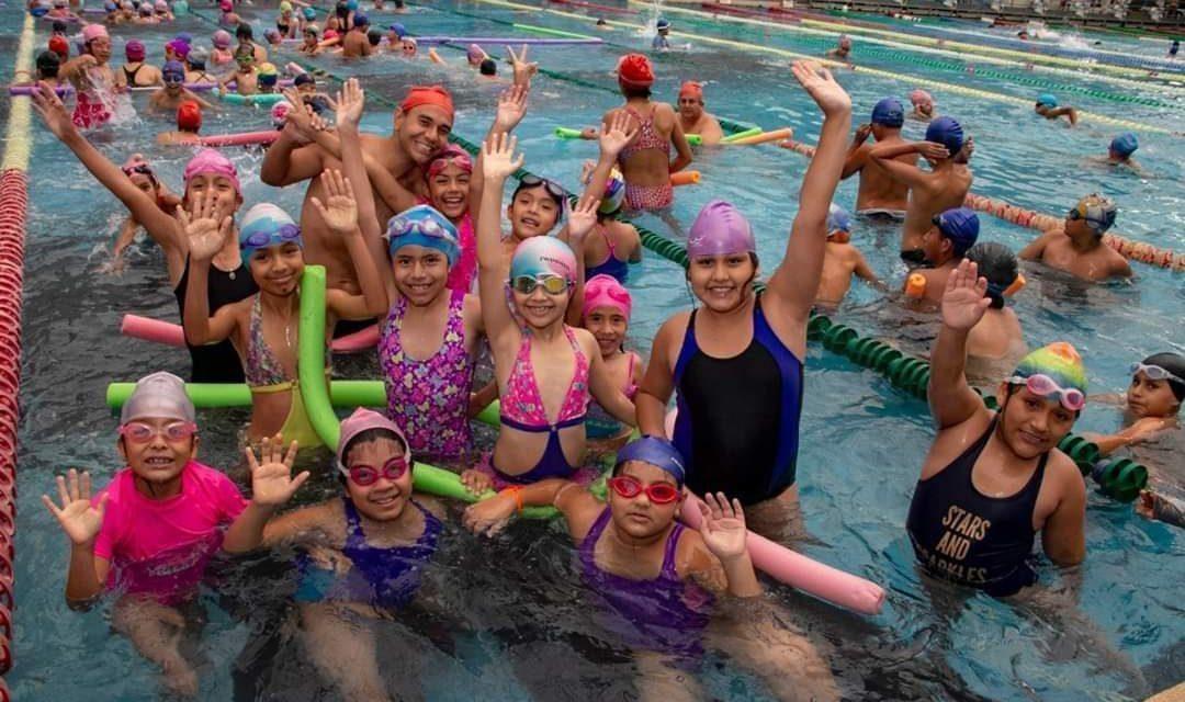 FDPN: ACADEMIA DE VERANO 2020 | Academia de natación iniciará el 6 de enero en Piscina Olímpica