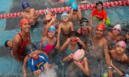 EMPEZÓ EL VERANO | Lunes 6 de enero inicia Academia en la Piscina Olímpica