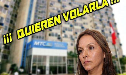 LA LIBERTAD: PIDEN LA CABEZA DE LA JEFA ZONAL DE PROVÍAS | La acusan de estar inmersa en actos de corrupción, pero funcionaria se defiende