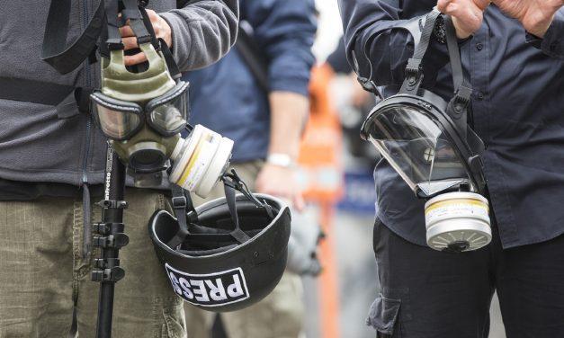 SER PERIODISTA EN TIEMPOS DE CORONAVIRUS | Cómo lidiar con el trauma al reportear sobre Covid-19