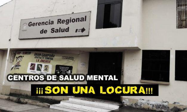 LA LIBERTAD: SALUD MENTAL EN CRISIS   Serias irregularidades revelan mala gestión administrativa desde la GERESA