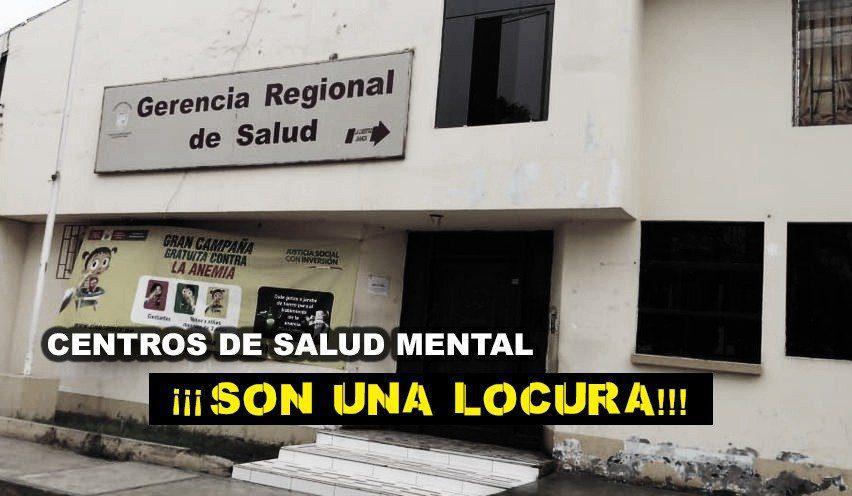 LA LIBERTAD: SALUD MENTAL EN CRISIS | Serias irregularidades revelan mala gestión administrativa desde la GERESA