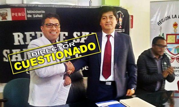 SÁNCHEZ CARRIÓN: MÁS CUESTIONAMIENTOS CONTRA DIRECTOR DE RED DE SALUD | Sindicato advierte presuntas irregularidades en concurso CAS