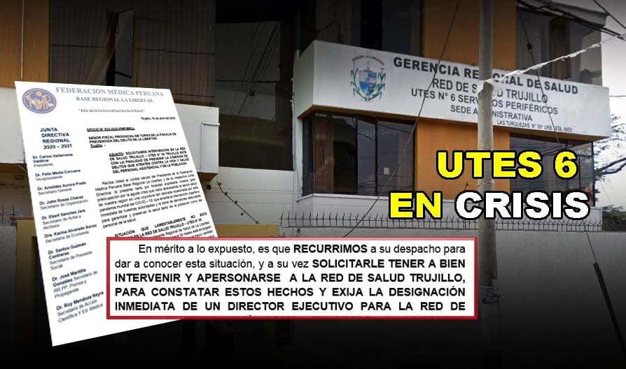 58 ESTABLECIMIENTOS DE SALUD SIN UN DIRECTOR EN PLENA PANDEMIA | Federación Médica pide intervención del Ministerio Público