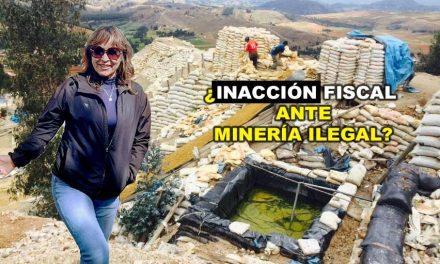 ¿INACCIÓN DEL MINISTERIO PÚBLICO ANTE MINERÍA ILEGAL? | Fiscalía en Medio Ambiente no se asoma a cerro El Toro desde hace medio año