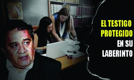 GRELL:  TESTIGO PROTEGIDO ENVUELTO EN SU LABERINTO | Fiscalía podría cambiar su condición a colaborador eficaz; e incluso, a imputado