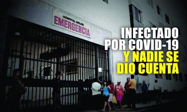 HOSPITAL BELÉN: PACIENTE POR CIRROSIS DA POSITIVO A COVID-19 | «Esto no es algo raro, todos se van enfermando», dice directora del nosocomio