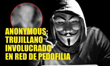 TRUJILLANO EN LISTA NEGRA DE PEDOFILIA | Anonymous filtra a supuestos involucrados en tráfico sexual a menores vinculados a Jeffrey Epstein (VÍDEOS)