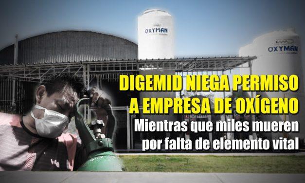 EL GRAN NEGOCIO DEL OXÍGENO EN LA LIBERTAD | En tanto, Digemid extrañamente 'asfixia' a proveedora formal de elemento medicinal