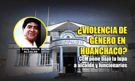 INTERVIENEN MUNICIPALIDAD DE HUANCHACO POR PRESUNTA VIOLENCIA DE GÉNERO | Trabajadora edil habría sido víctima de funcionarios y compañeros