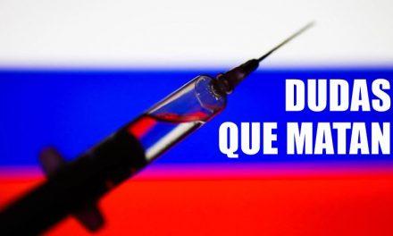 ¿POR QUÉ HAY DUDAS SOBRE LA VACUNA RUSA? | La incertidumbre se apodera sobre efectividad de este medicamento llamado Sputnik V