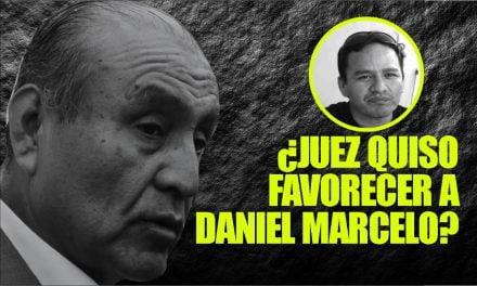 ¿QUISO SALVAR A MARCELO DE LA SUSPENSIÓN? |  PROCURADOR DEL JNE DENUNCIA PENALMENTE A JUEZ NEBLO CARMEN