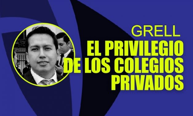 GRELL EN LA MIRA | Mafias otorgarían autorización a colegios privados de Trujillo