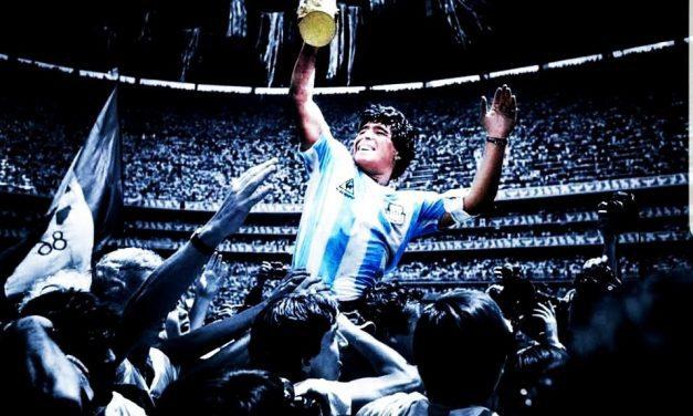 ADIÓS PELUSA, AHORA, AL FIN, ERES LIBRE   El periodista Juan Carlos Briceño y su columna dedicada a Diego Armando Maradona
